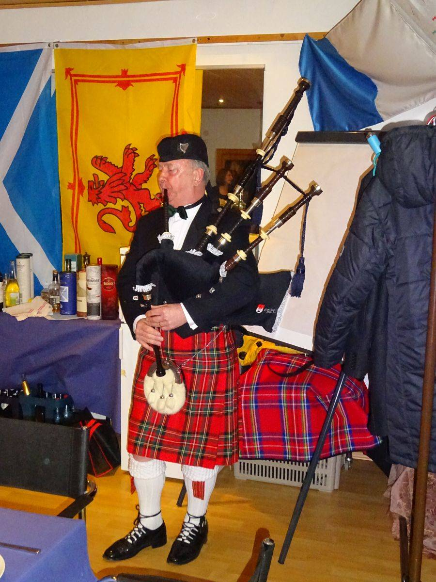 Burns Night - 2