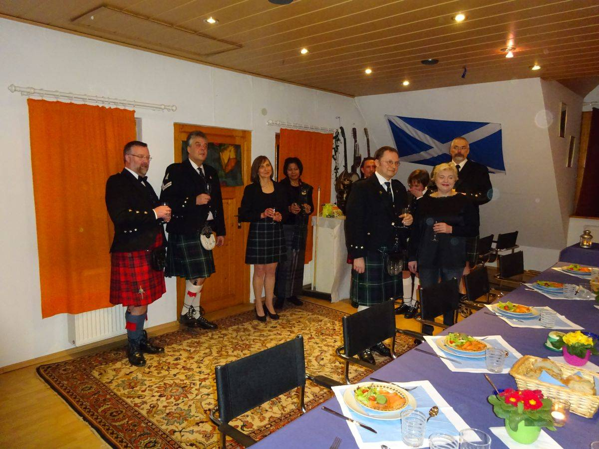 Burns Night - 3