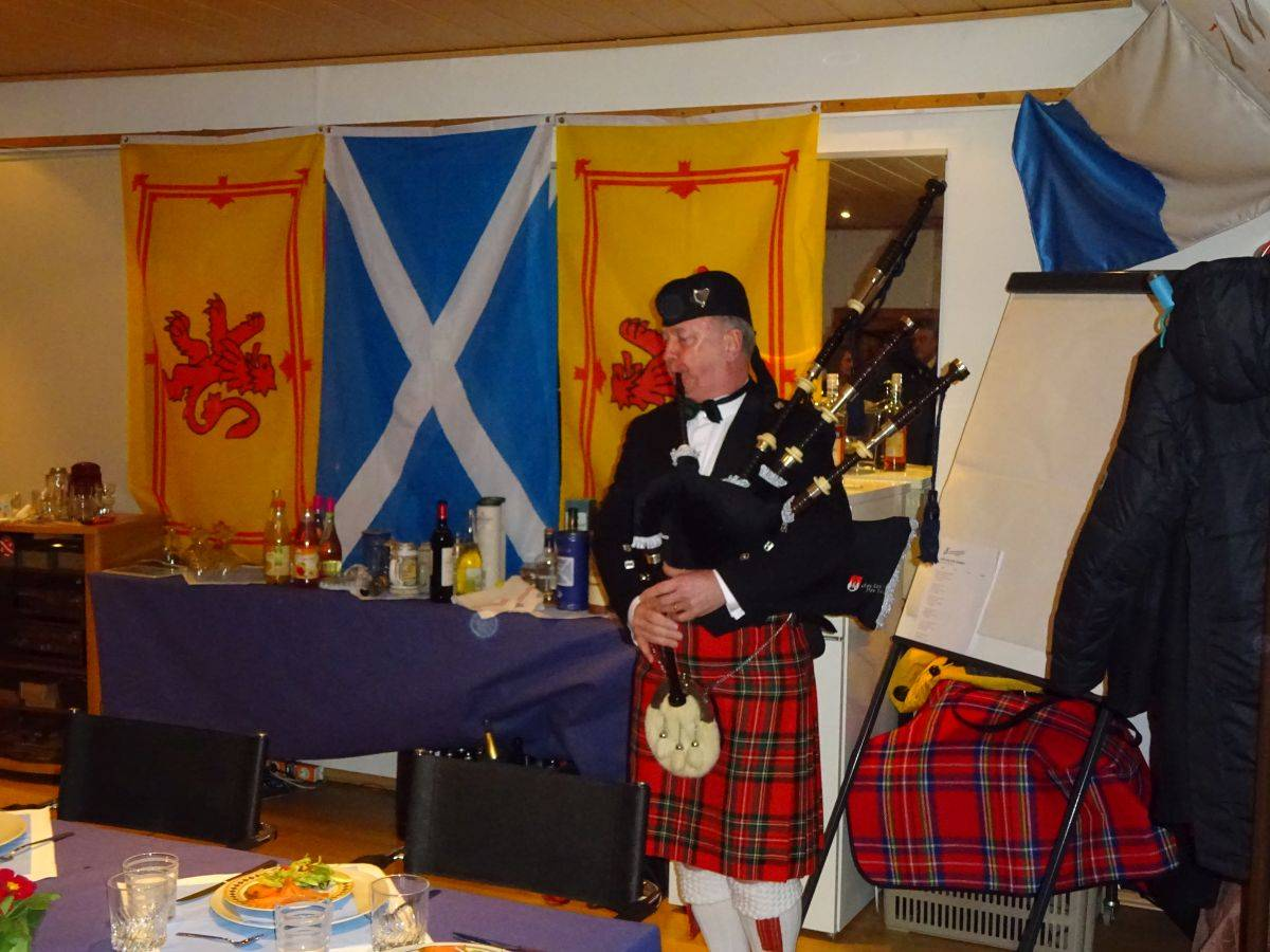 Burns Night - 5