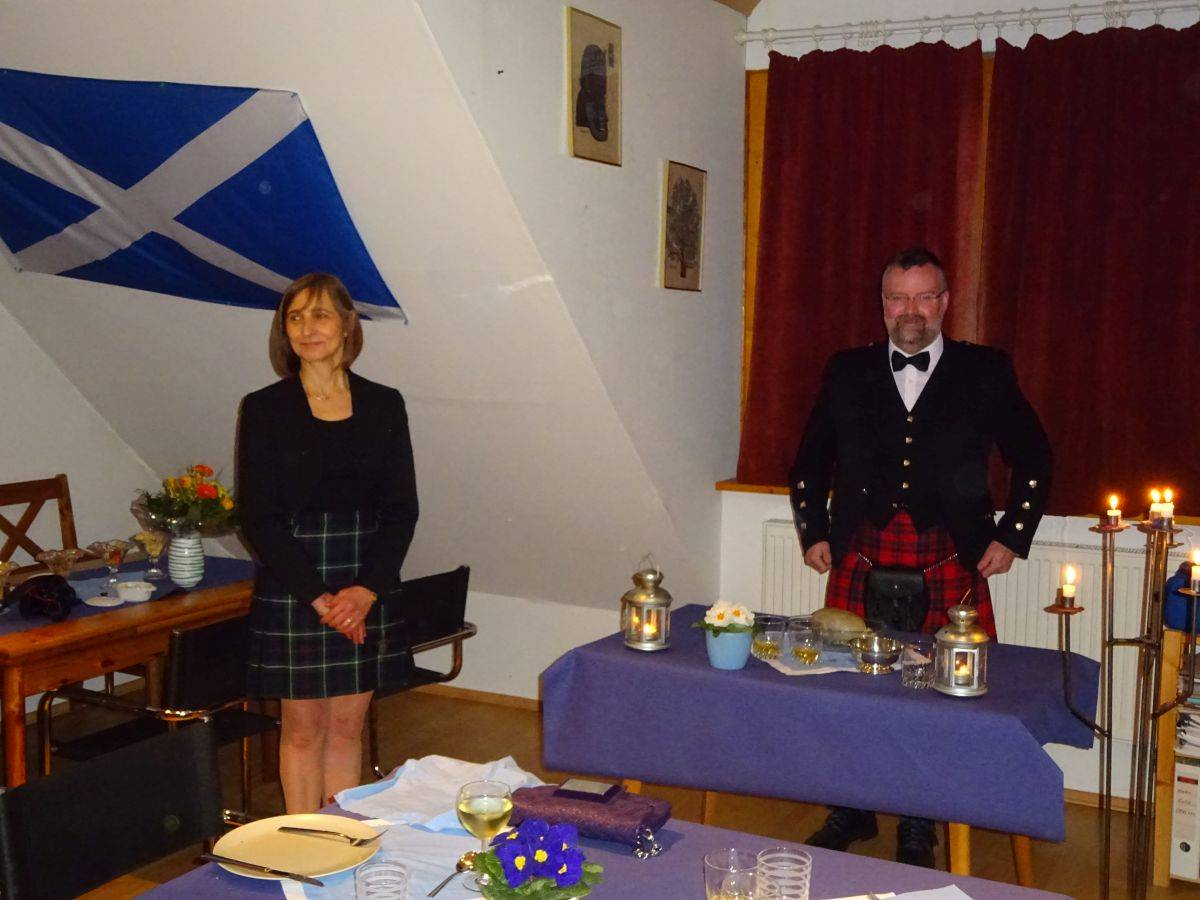 Burns Night - 7